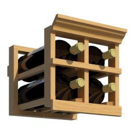 Enlarge Allavino 2 Column Cubicle Extender for Magnum Rack