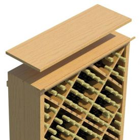 Enlarge Individual/Standard Diamond Bin Top Shelf