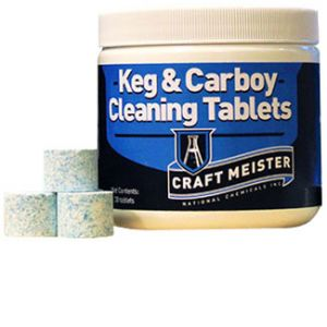 3 Photo of Keg & Carboy Cleaning Tablets - 30 Count