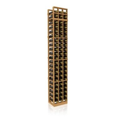 7' Three Column Standard Wine Rack