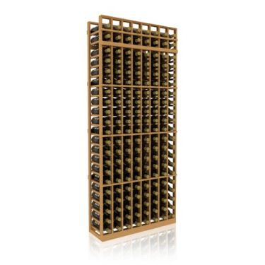 7' Eight Column Standard Wine Rack