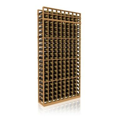 7' Nine Column Standard Wine Rack