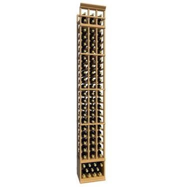 8' Three Column Standard Wine Rack