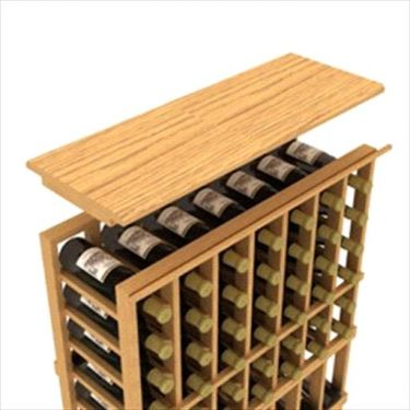 2 Column Split (Half Bottle) Top Shelf