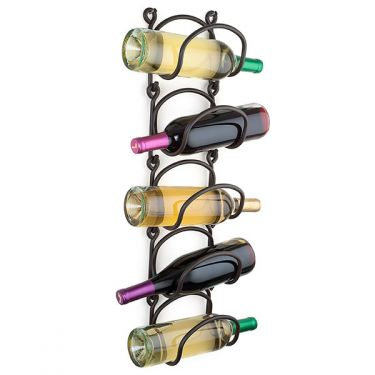 Wall Hanging Links Wine Rack