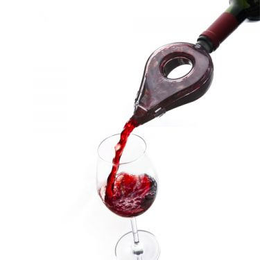 Wine Aerator - Clear/Grey