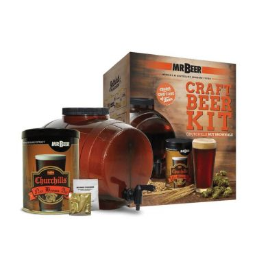 Nut Brown Ale Starter Kit