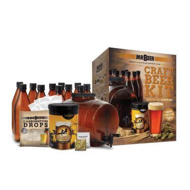 Bewitched Amber Ale Complete Kit