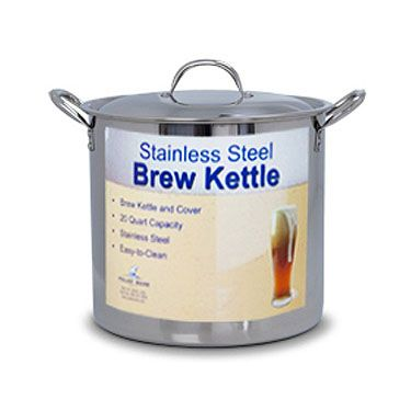PW T200WC - 20qt Brew Kettle