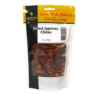 Dried Japones Chiles