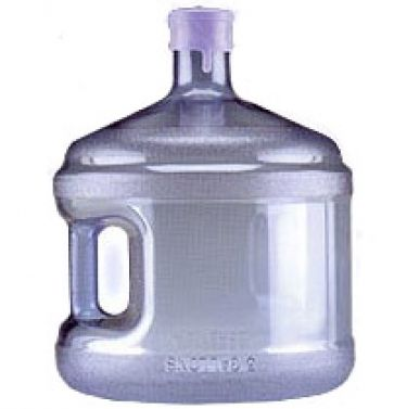 Crown-Top Water Bottle