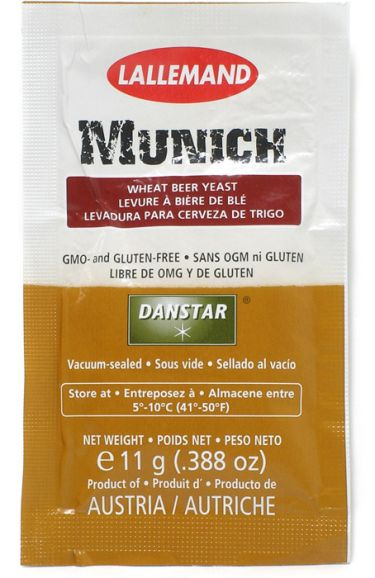 Munich Wheat Beer Yeast