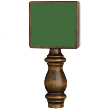 Chalkboard Tap Handle - Green