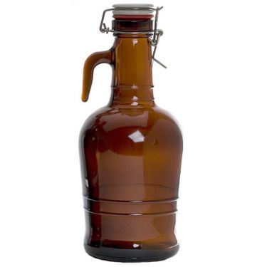 BSG 5818 - Glass Handle Growler