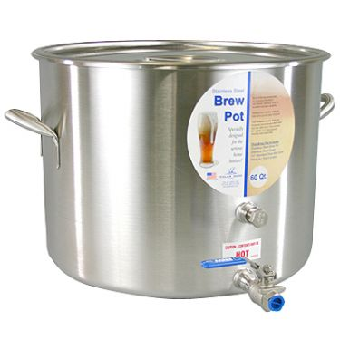 Polar Ware 601BP - 60qt Brew Pot