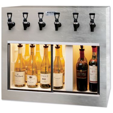 Winekeeper 4x2 Slrm 7769 Monterey 6 Bottle Wine