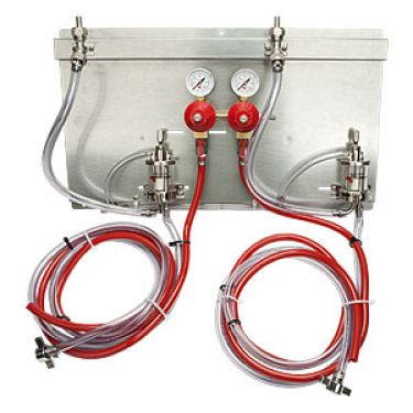 Secondary Regulator Panel Kit