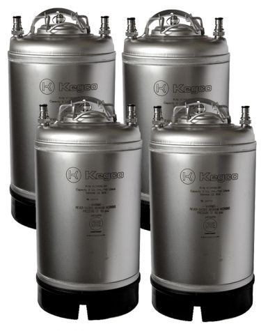 3 Gallon Ball Lock Keg