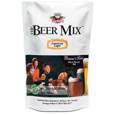 Beer Machine American Lager Mix