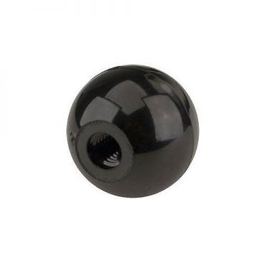 Black Ball Knob Tap Handle