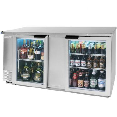 Beverage Air BB68G-1-S