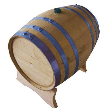 Whiskey Barrel 5 Gallon