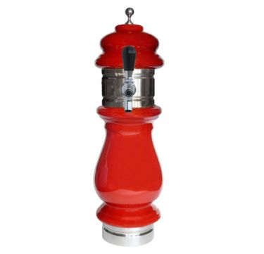 Silva Ceramic Tower Red  & Chrom