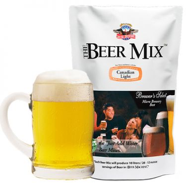Beer Machine Canadian Light Mix