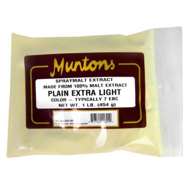 Muntons Extra Light LME - 1lb