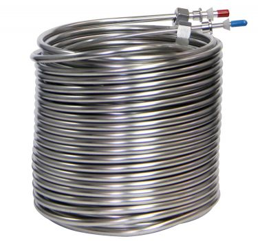 FL-JBC-120L Stainless Steel Coil