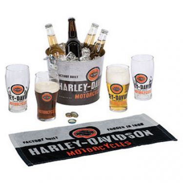 Harley-Davidson Party Bucket Set
