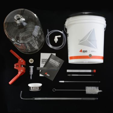 BSG K6 Beer Equipment Kit