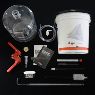 BSG K6PET Beer Equipment Kit