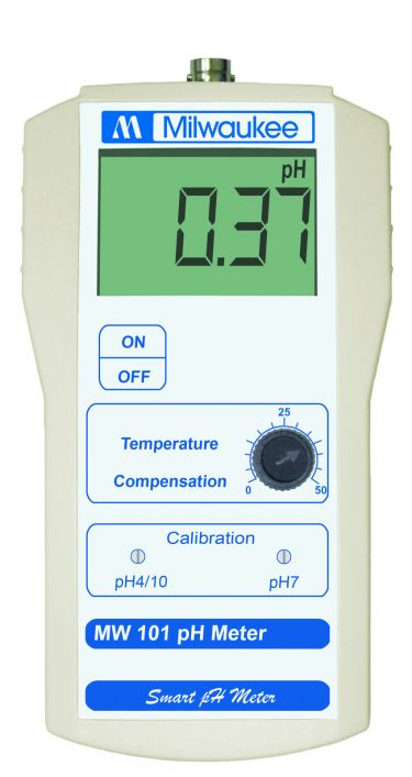 Milwaukee MW101 pH meter