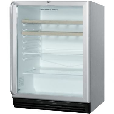 Summit SCR600BLCSSRC Fridge