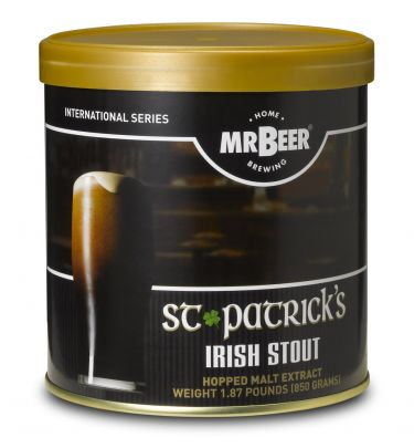 St Patrick's Irish Stout