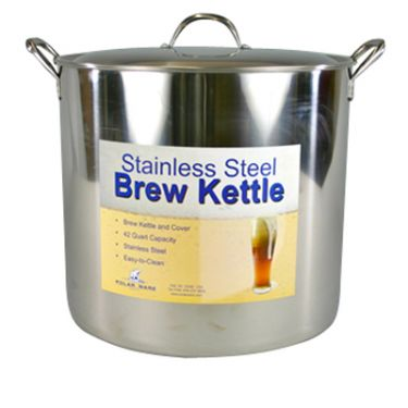 PW T420WC - 42qt Brew Kettle