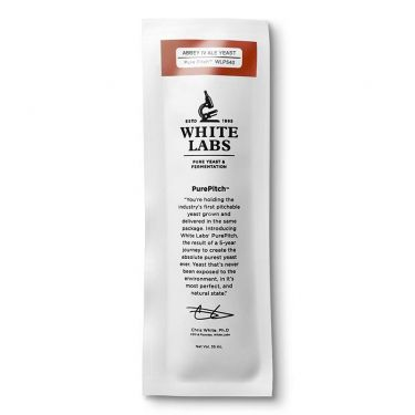 White Labs Abbey IV Ale Yeast