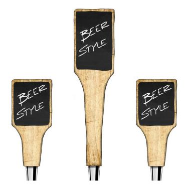 Beech Tap Handle Set