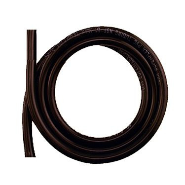 Black 3/16 ID Beer Hose