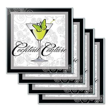 Cocktail Couture Coaster 76-250