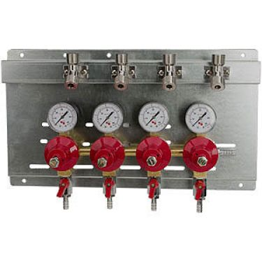 Secondary Regulator Panel