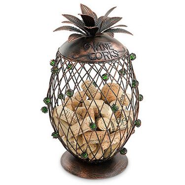 Pineapple Cork Cage 91-040