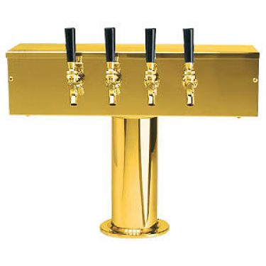 T Style 4 Faucet Brass