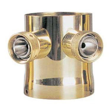 2 Product Adapter Brass