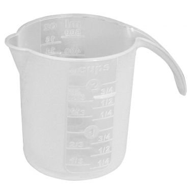 PW PA-16 - 16oz Plastic Measure