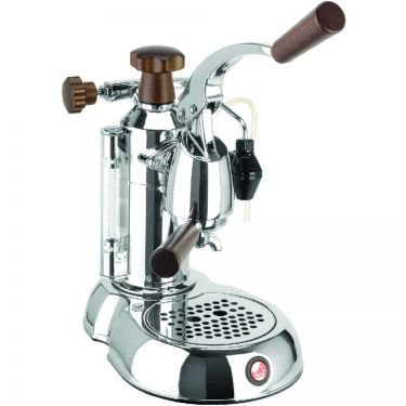 la Pavoni ESW-8 - Wood & Chrome