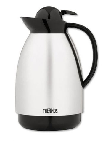 Thermos Stainless Steel Carafe