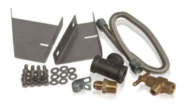 Burner Installation Kit