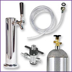 Tower Kegerator Conversion Kit